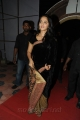 Anushka Latest Photos In Black Saree At Varna Audio Launch