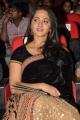 Actress Anushka Black Saree Stills @ Varna Audio Release