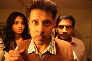 Anushka Vikram @ Deiva Thirumagan Movie Images