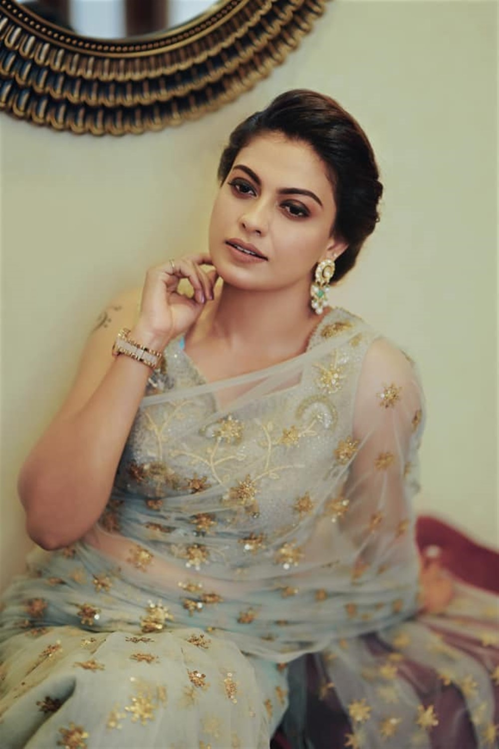 Actress Anusree Nair New Photoshoot Images