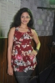 Anuya Bhagvath New Stills in Red Dress