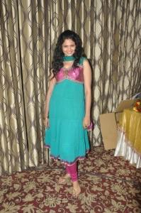 Actress Anuya Bhagvath Stills at Nakili Movie Audio Release