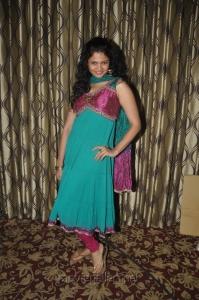 Actress Anuya Bhagvath Stills at Nakili Audio Launch