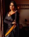 Actress Anveshi Jain Hot Saree Photoshoot Pics