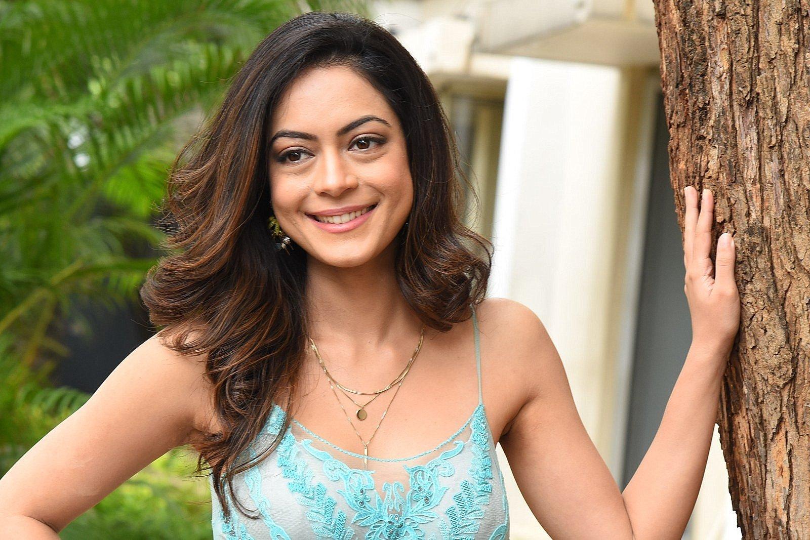 Actress Anya Singh Photos @ Ninu Veedani Needanu Nene Trailer Launch