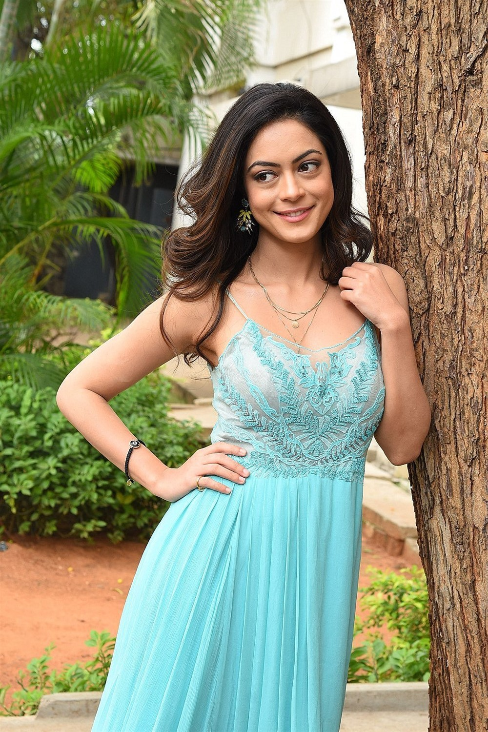 Actress Anya Singh Photos @ Ninu Veedani Needanu Nene Trailer Launch