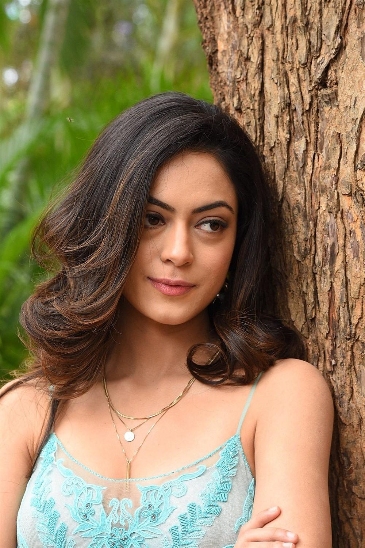 Actress Anya Singh Photos @ Ninu Veedani Needanu Nene Movie Trailer Launch