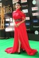 Actress Apoorva Red Dress Stills at IIFA Utsavam 2017 (Day 1)
