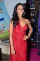 Apoorva Srinivasan Hot Photos in Red Dress @ Zee Apsara Awards 2018