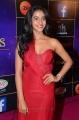 Actress Apoorva Srinivasan Hot in Red Dress Photos