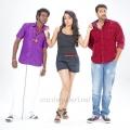 Soori, Trisha, Jayam Ravi in Appatakkar Tamil Movie Stills