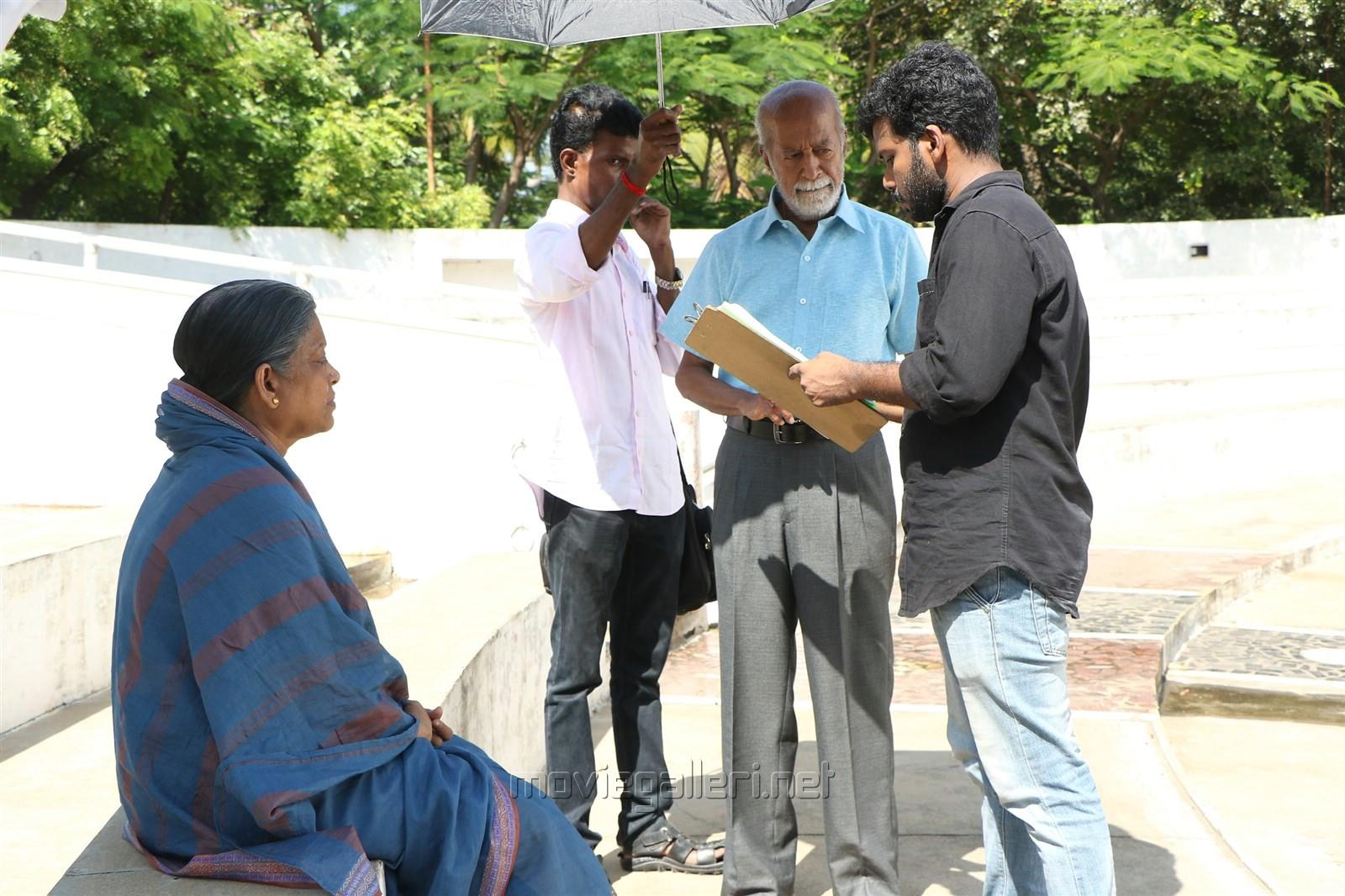 Chandrahasan Appathava Attaya Pottutaanga Movie Shooting Stills