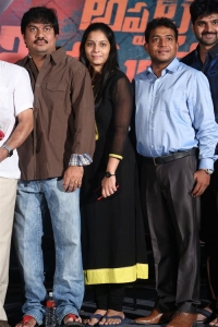 Sai Karthik, Prashanti, Krishna Vijay @ Appatlo Okadundevadu Success Meet Stills