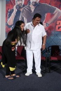 Prashanti, Dasari Narayana Rao @ Appatlo Okadundevadu Success Meet Stills