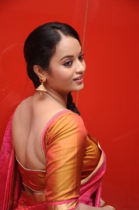Actress Suja Varunee @ Appuchi Graamam Movie Audio Launch Stills