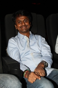 Director AR Murugados @ Appuchi Graamam Movie Audio Launch Stills