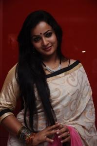 Heroine Anusha @ Appuchi Graamam Movie Audio Launch Stills