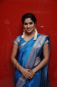 Actress Swasika @ Appuchi Graamam Movie Audio Launch Stills