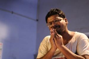 Ganja Karuppu in Appuchi Gramam Tamil Movie Stills