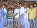 Actor Appukutty Felicitated at Mannaru Movie Shooting Spot