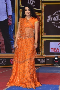 Actress Apsara Rani Photos @ Seetimaarr Pre Release Event