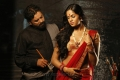 Santhosh Sivan, Karthika Nair in Apsaras Movie Stills