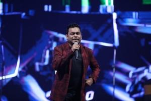 AR Rahman Ta Futures Press Meet Stills