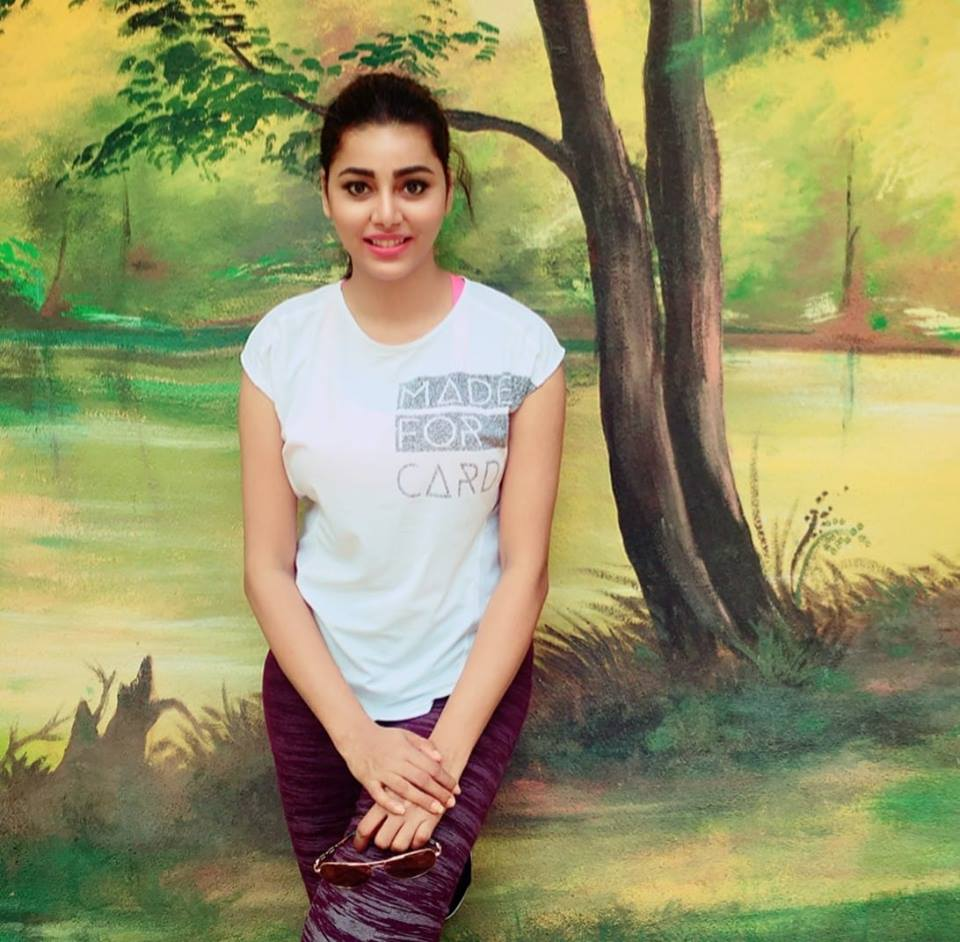 Actress Aradhya Ann Photos
