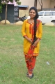 Actress Anu Krishnan @ Arandavanukku Irundathellam Pei Shooting Spot Stills