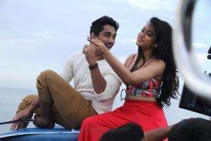 Siddharth, Trisha in Aranmanai 2 Movie Images
