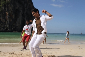 Actor Siddharth in Aranmanai 2 Movie Images