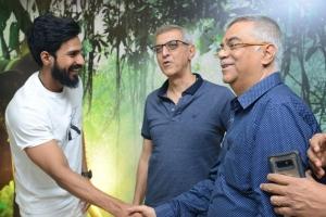 Vishnu Vishal, Nandu Ahuja @ Aranya Movie Teaser Launch Stills