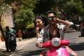 Malavika Nair, Veera in Arasiyalla Ithellam Satharanamappa Movie Stills