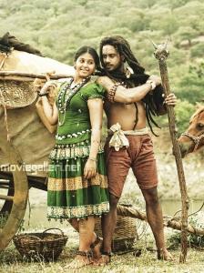 Bharath, Anjali @ Aravaan Movie Hot Stills