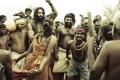 Aadhi, Pasupathy @ Aravaan Movie Stills