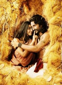 Aadhi, Dhanshika @ Aravaan Movie Stills