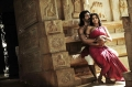 Aadhi, Dhanshika @ Aravaan Movie Stills