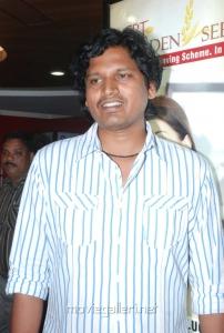 Tamil Actor Thirumurugan @ Aravaan Movie Press Show
