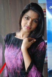 Actress Dhanshika at Aravaan Press Show Stills