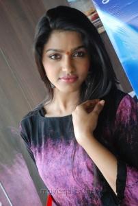 Actress Dhanshika at Aravaan Movie Press Show