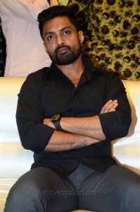 Nandamuri Kalyan Ram @ Aravinda Sametha Pre Release Event Stills