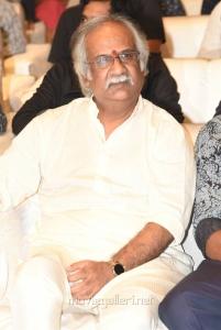 Subhalekha Sudhakar @ Aravinda Sametha Pre Release Event Stills