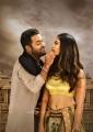 Jr NTR, Pooja Hegde in Aravinda Sametha Reddy Ikkada Soodu Song HD Stills