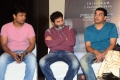 Naveen Nooli, Trivikram Srinivas, Dil Raju @ Aravinda Sametha Thanks Meet Stills