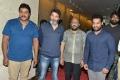 Sunil, Trivikram Srinivas, S Radha Krishna, Jr NTR @ Aravinda Sametha Veera Raghava Success Meet Photos HD