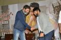 Trivikram Srinivas, Thaman @ Aravinda Sametha Veera Raghava Success Meet Photos HD