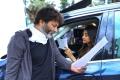 Trivikram Srinivas, Pooja Hegde @ Aravinda Sametha Working Stills HD