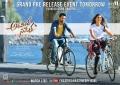 Jr NTR Pooja Hegde Aravinda Sametha Pre Release Event Tomorrow Poster