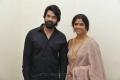 Naveen Chandra, Eshwari Rao @ Aravindha Sametha Success Meet Stills