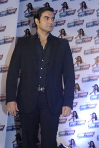 Actor Arbaaz Khan At Gillette Shave or Crave Launch